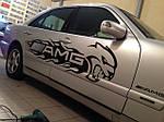 НАШИ РАБОТЫ: Работа с Mercedes-Benz W210