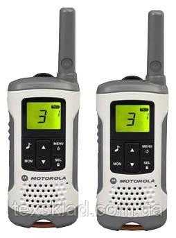 Комплект раций Motorola TLKR T50-2шт.