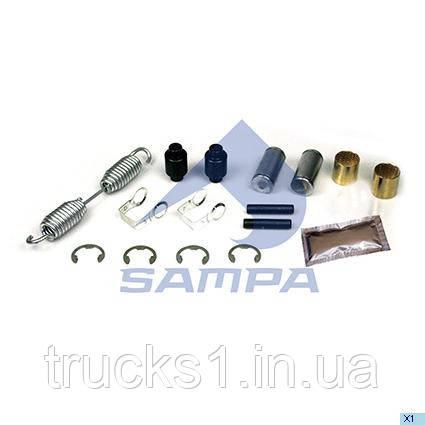 Р/к гальмівних колодок ROR 085.513 (SAMPA)