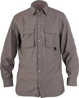 Рубашка Norfin Cool Long Sleeve (серая) 651106-XXXL