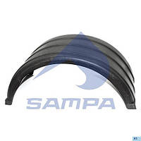 Крило заднє MAN 2000 1820 0029 (SAMPA)