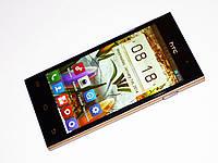 Модный смартфон HTC 616 - 2 sim + 4,5'' + 2 ядра + 5Мп + Android. Тонкий телефон с большим экраном. Код: КЕ620