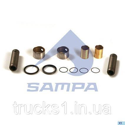 Р/к колодки гальмівної Renault 080.546 (SAMPA)