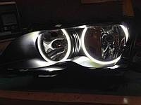 НАШИ РАБОТЫ: Ангельские глазки в BMW E46