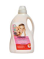 Кондиционер-ополаскиватель для белья с органическими эфирными маслами грейпфрута и цветков апельсина