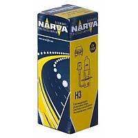 Автолампа NARVA H3 12V 55W PK22s