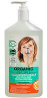 """Эко гель для мытья посуды с органическим апельсином GREEN CLEAN ORANGE """"Organic People"""""""