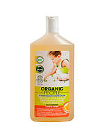 Эко гель для мытья кафельных полов с органическими эфирными маслами апельсина и чайного дерева CLEAN&AROMA