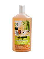 """Эко гель для мытья паркетных полов с органическим пчелиным воском CLEAN&CARE """"Organic People"""""""