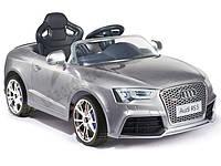 Детский электромобиль Audi RS5 EVA колеса, лакированный
