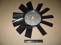 Вентилятор системы охлаждения (крыльчатка) ГАЗ 3302, 2217 дв.405 (пр-во Украина)
