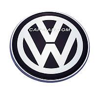 Колпачки заглушки для литых дисков BMW с эмблемой Volkswagen 68мм