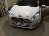 НАШИ РАБОТЫ: Установка билинз в Ford Fiesta
