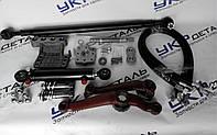 Комплект переоборудования МТЗ-80 на насос дозатор, с комплектом для установки дозатора на ГУР