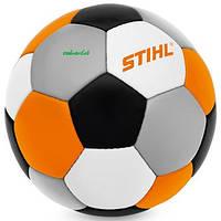 Мяч футбольный, диаметр 21см Stihl