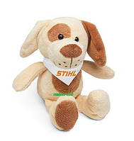 Плюшевая собака STIHL