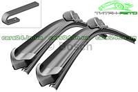 Дворники Bosch Aerotwin 3 397 007 503 530х380 мм Крепление крючок, фото 1