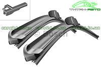 Дворники Bosch Aerotwin 3 397 118 925 530x530 мм Крепление боковой штырь, фото 1