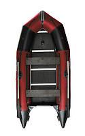 Надувная лодка АкваСтар К-430 - красная