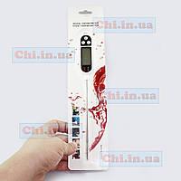 Термометр KT300 c иглой щупом для воды, жидкости, молока
