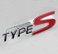 Эмблема решетки радиатора Honda TypeS
