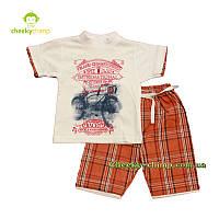 Детский костюм Race на мальчика (футболка, шорты)