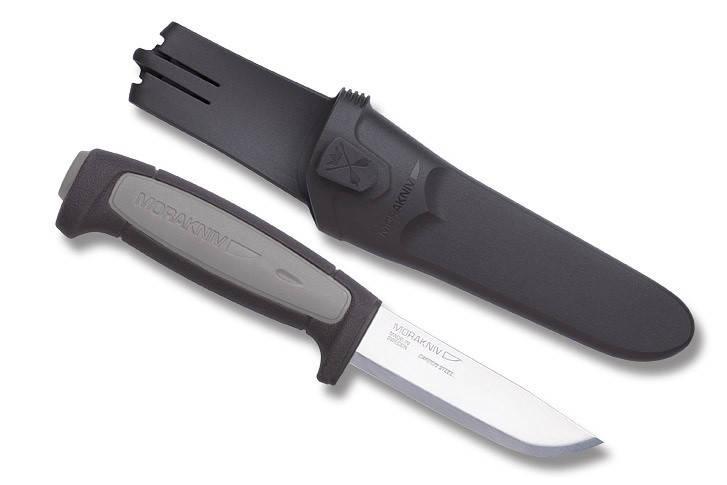 Ножи из углеродистой стали Mora Robust new 12249