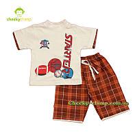 Детский костюм Starter на мальчика (футболка, шорты), фото 1