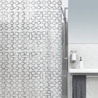 Шторка для ванной виниловая Spirella 16131 GRID