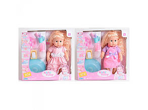 Интерактивная кукла с аксессуарами