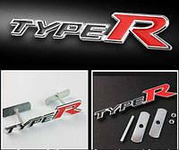 Эмблема решетки радиатора Honda TypeR