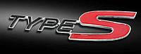 Эмблема кузова Honda TypeS