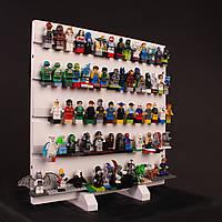 Дисплей для Lego фигурок. Модель №2