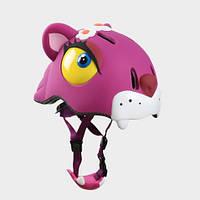 Шлем Crazy Safety Чеширский кот