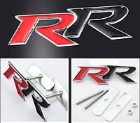 Эмблема решетки радиатора Honda RR