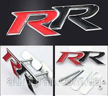 Емблема решітки радіатора Honda RR