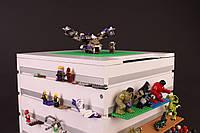 """Лего-куб """"Вавилон"""" для хранения Lego."""