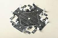 Кронштейн крестообразный Профсталь для профиля CD60
