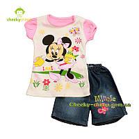 Детский костюм на девочку Minnie , фото 1
