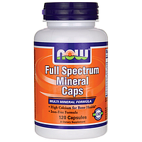 Полный Комплекс Минералов (Full Spectrum Minerals), 120 капсул купить