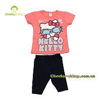 Детский костюм на девочку Hello Kitty 1 год