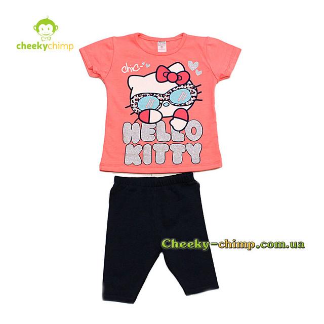 Костюм на девочку Hello Kitty 1-3 года
