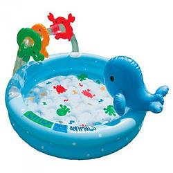 Бассейн надувной детский. Intex 57400
