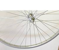 """Велотовары Колесо велосипедное 28"""" переднее"""