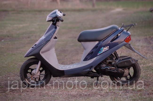 Хонда Дио 27 (Honda Dio 27) синий