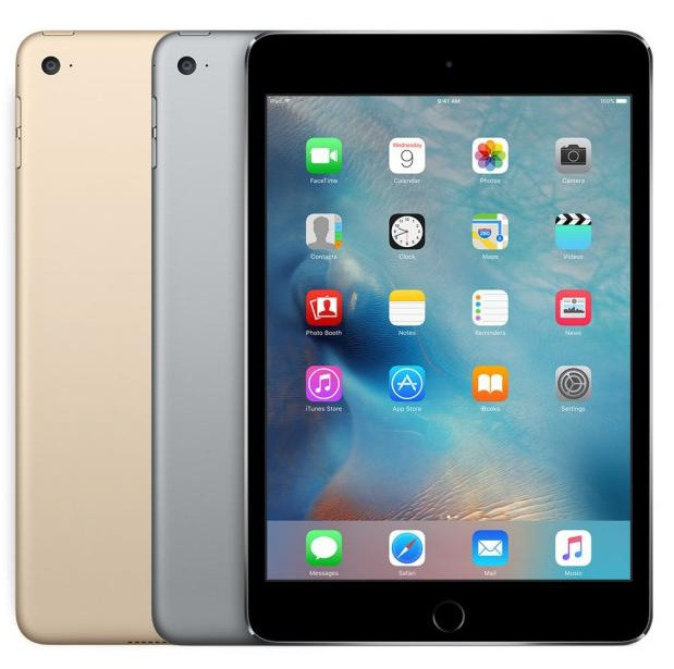 Планшеты Apple iPad mini 4