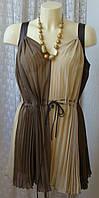 Туника женская легкая летняя плиссированная бренд Sand р.44-46 6183, фото 1
