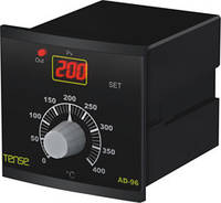 П- регулятор температуры термостат TENSE монтаж в щит или на корпус диапазон 400 °C купить цена