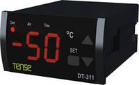 Регулятор температурный двухуровневый 2 канала контроллер в щит или на корпус диапазон -50+150°C купить цена