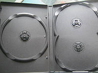 Двд бокс 14 мм ( на 3 DVD диска )